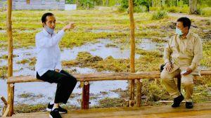 Terungkap! Ini Alasan Prabowo Dukung Jokowi dan Mau Jadi Menhan