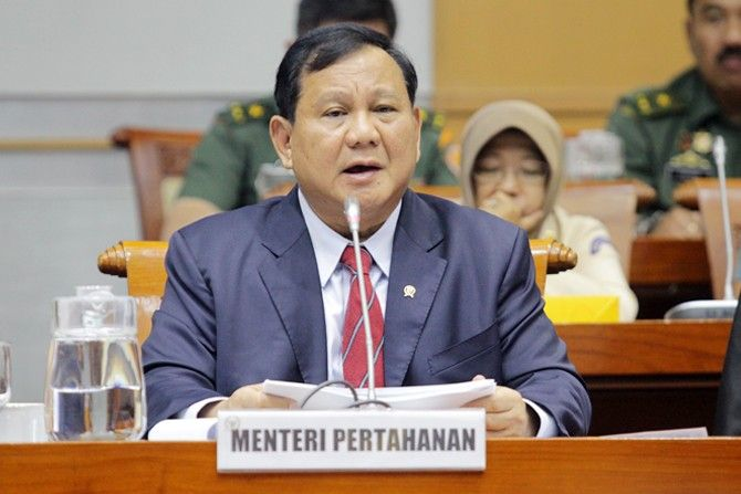 Prabowo Bersedia jadi Capres 2024, Gerindra Tunggu Pernyataan Resmi