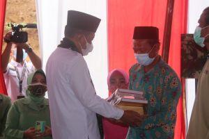 Abdullah Sani : TMMD Wujud Sinergitas Pemerintah Daerah Dengan TNI Percepat Akselerasi Pembangunan