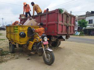 Tebo Kekurangan Armada Sampah