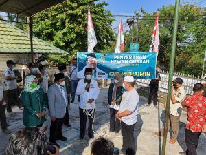 PKB Jambi Bagi-bagi Daging Kurban di Harlah ke 23