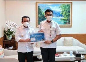 Kunjungan Gubernur Jambi ke Kementerian PPN/BAPPENAS RI