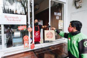 GoFood Tindak Tegas Merchan Nakal yang Jual Daging Anjing