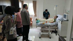 Tabrak Truk Batubara, Bupati Merangin Masuk Rumah Sakit