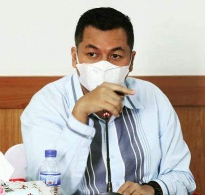anggota DPRD Kota Jambi dari Fraksi Golkar, Kemas Faried Alfarelly.