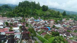 Bukit Sentiong Akan dikembangkan Jadi Wisata Taman Kota