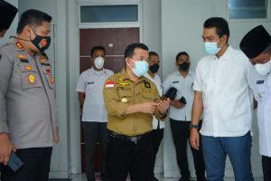 Soal PPKM, Gubernur Tunggu Instruksi Pusat