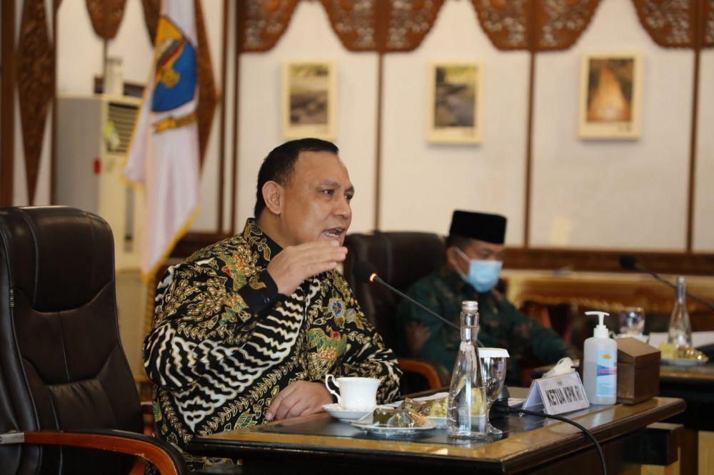 Ketua KPK Ingatkan Gubernur, Bupati dan Walikota: Jangan Bebani Staf dengan Upeti