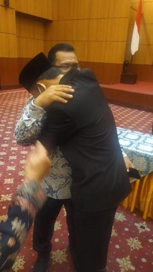 Menteri Agama Gus Yaqut Resmi Lantik Zoztafia jadi Kakanwil Kemenag Prov Jambi