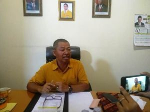 Nah.. Beredar Isu Sekretaris Golkar Jambi A. Rahman Mundur